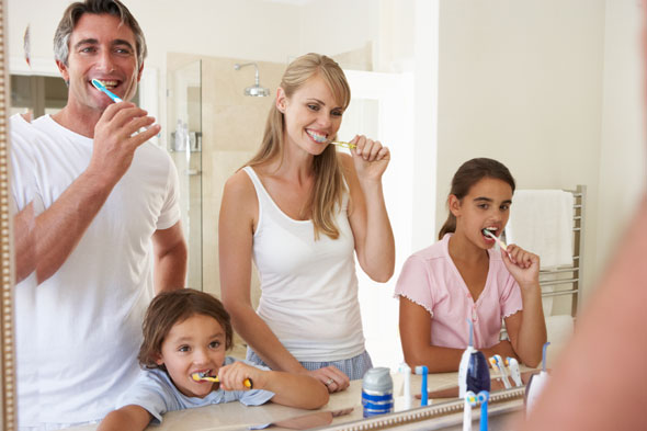 Dental Service - Cleanings & Prevention